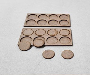 Bases & Movement Trays