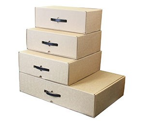 Cardboard Storage Cases
