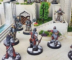 Miniatures & Games