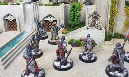 Miniatures & Games