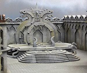Mirrors of Tullarn (Fantasy)