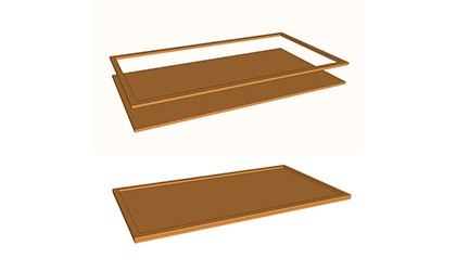 Movement Trays (with Lip)